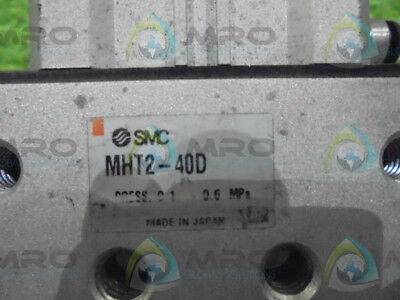 Smc Mht2-40D Double Acting Gripper *new No Box*