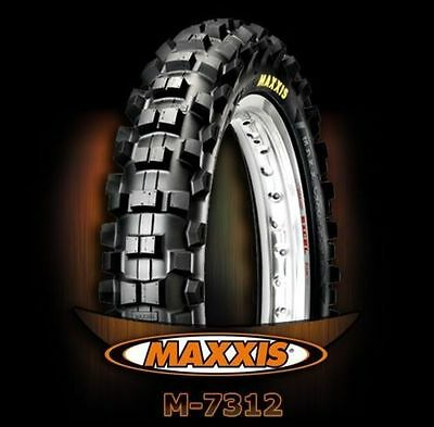 Moto Cross Hinterreifen Maxxis 110/90-19 M-7312 Rear Ktm Sx Kx Rm Cr Yz 250