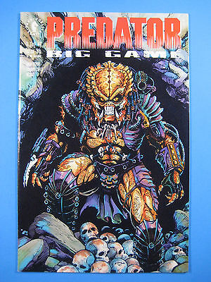 Predator Big Game #1 2 3 4 Lot Dark Horse Comics