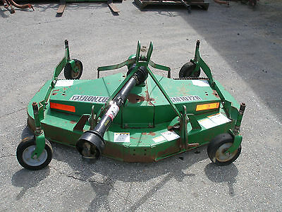 Frontier Gm1072R  6 Ft  3 Point Hitch Finish Mower