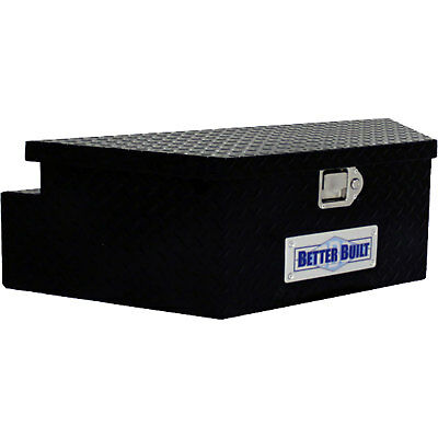 Better Built 66212321 Utility Trailer Tongue Tool Box