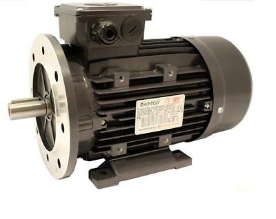 Motore Elettrico,18.5kw 3PH B35 4 Poli 415v,350mm,Shaft 48mm Diametro - D200l2