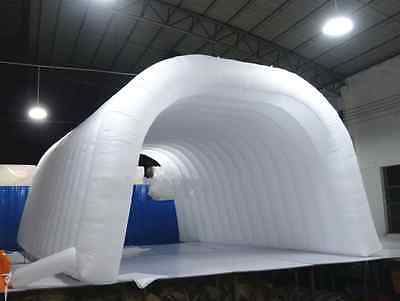 Inflatable wedding tent tunnel tent outdoor events tent advertising tent
