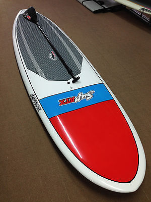 SUP ATX 10'6 Standup Paddle board with Adjustable Paddle