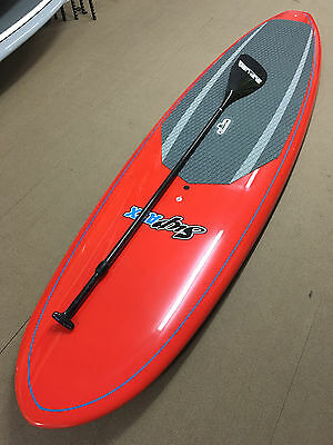 SUP ATX 10'6 Standup Paddle board with Carbon Paddle