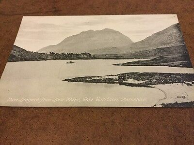 Old Postcard Ross Shire