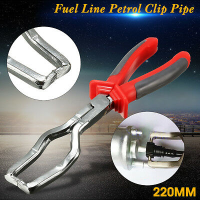 220MM Fuel Line Petrol Clip Pipe Hose Release Disconnect Removal Pliers Tool