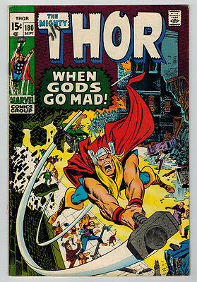 Thor 180 (1970) F Date mark on front cover