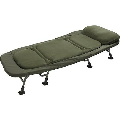TF Gear NEW Flat Out Fishing Beds 3 OR 4 Leg Ex Demo From £89.99
