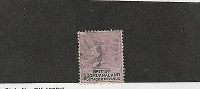 Bechualand Protectorate, British, Postage Stamp, #12 Used, 1887