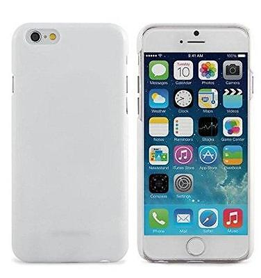 White Hard Case Cover For iPhone 6 Plus, 6S Plus Plastic Shell by Proporta