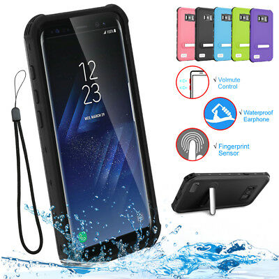 Waterproof Shockproof Tough Case Cover For Samsung Galaxy S10 S9 S8 Plus S7 Note