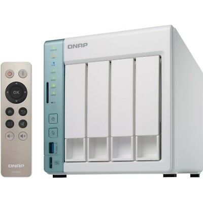 NEW QNAP TS-451A-2G-US Dual-core NAS featuring direct file transfer access via