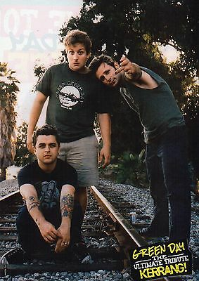 Green Day        Mini Poster / Picture (MF20)
