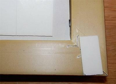 """PACK OF 40 DOUBLE SIDED STICKY PADS 1"""" x 1/2"""""""