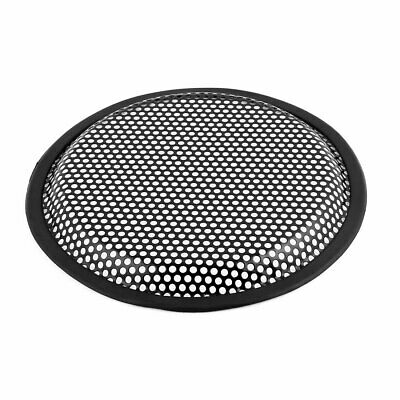 "8"" Car Audio Speaker Mesh Sub Woofer Subwoofer Grill Dust Cover Protector"