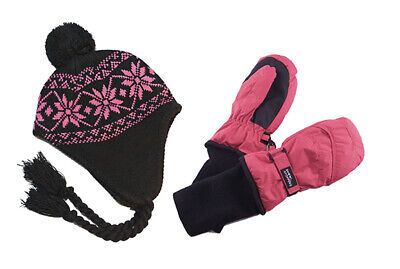 SnowStoppers® Kids Mitten & Hat Sets