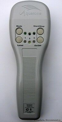 RESONANCE-WAVE THERAPY DEVICE AQUATONE 4 NEW MORE EFFECTIVE with ENGLISH MANUAL