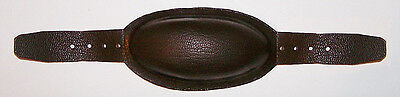 WWII Original Army Air Corp / US Navy Leather Flying Helmet Chinstrap