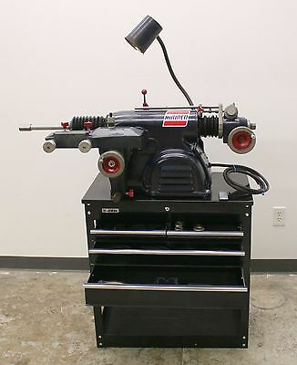 Very Nice Used Ammco 4000 Disc & Drum Brake Lathe Loaded w/ Tooling #5