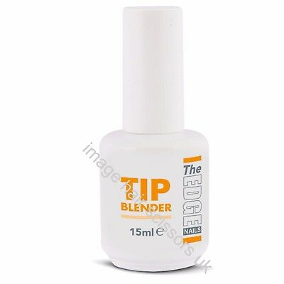 The Edge NAIL TIP BLENDER 15ml For False Nails Tips Extensions