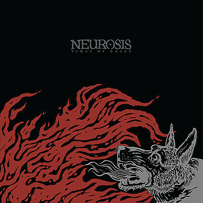 "Neurosis ""Times Of Grace"" 2x12"" Vinyl"