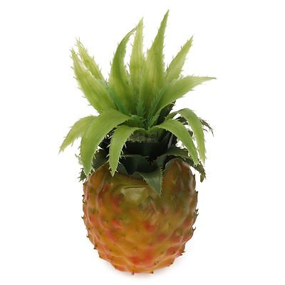 Artificial Pineapple Plastic Fake Fruit Home Decor Fruit Store Photography Prop