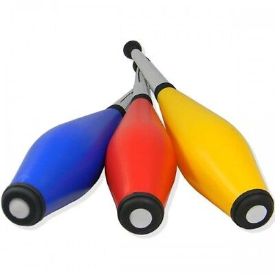 New Single Trainer Juggling Club Circus Training Red