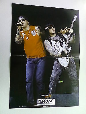 Avenged Sevenfold     Metallica              Double Page Poster  LMG100