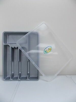 Other kitchen storage kitchen storage organization for Cutlery storage with lid