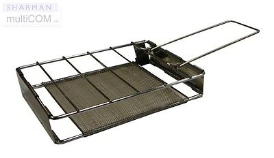 Sunncamp Folding Camp Stove Toaster For One Slice Bread Qps