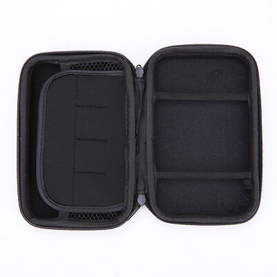 Black EVA Hard Carry Case Cover for New Nintendo 3DS NDSI NDSL Sleeve Bag Pouch