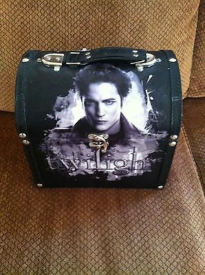 Twilight Vintage Carrying  Case Edward BRAND NEW
