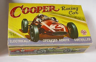 Repro Box Empire Made Cooper Racing Car