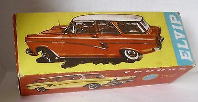 Repro Box Elvip Taunus Station Wagon
