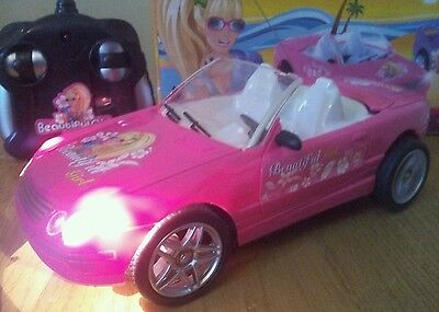 MERCEDES BENZ SPORTS CONVERTIBLE GIRLS Radio Remote Control Car  FAST SPEED PINK