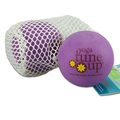 Yoga Tune Up Therapy Balls Purple Set Of Two - Jill Miller Tune Up Fitness New
