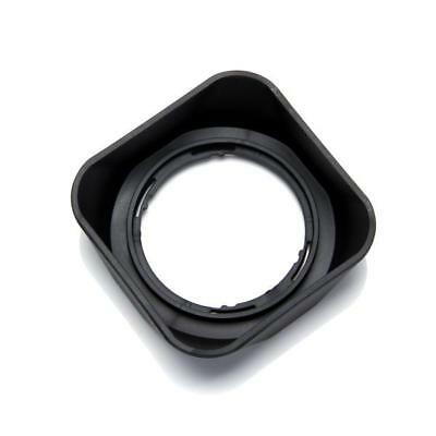 Black Replacement Lens Hood for Olympus LH-40