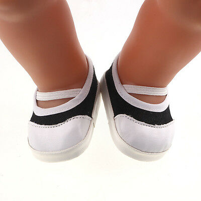 1set Doll best gift shoes for 43cm Baby Born zapf (only sell clothes ) B677