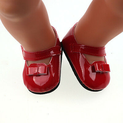 1set Doll best gift shoes for 43cm Baby Born zapf (only sell clothes ) B680