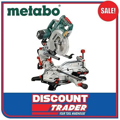 Metabo Mitre Saw with Sliding Function KGSV 72 XACT SYM - 612216000