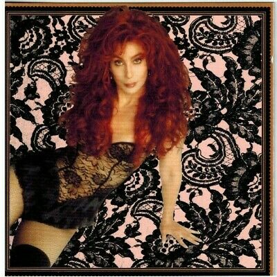 CHER - Greatest Hits: 1965-1992 (CD 1992)
