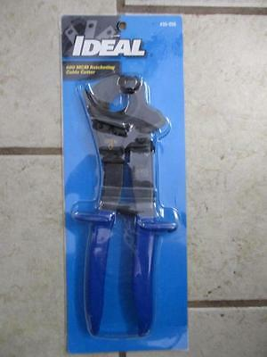 Ideal Industries - 400 MCM Ratcheting Cable Cutter #35-056 (New)