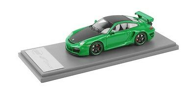 NEO 2011 TECH ART Model Porsche 911 997 II GT Street Green 1:43 New Item*