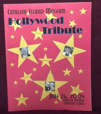 Catalina Island Museum Hollywood Tribute June 26, 2004 Mickey Rooney Avalon Film
