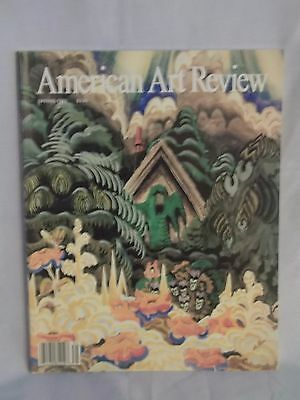 American Art Review Spring 1993 Winslow Homer Rookwood Pottery  Impressionist CT