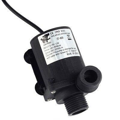 12V DC Magnetic Electric Centrifugal Water Pump Hotsell DX  High Quality