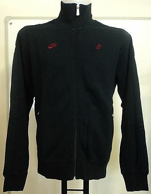 Barcelona Navy N98 Jacket By Nike Adults Size Large Brand New With Tags