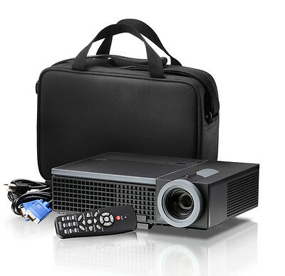 725-BBCX Dell 1420X/1430X/1510X/1610HD/1850 Projector Soft Carry Case - 725-BBCX