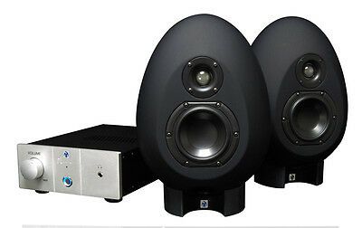 Munro Sonic Egg 100 Monitoring System, Black (NEW)